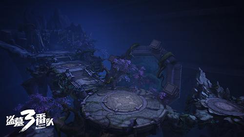 身临其境 《盗墓三番队》精美场景截图欣赏
